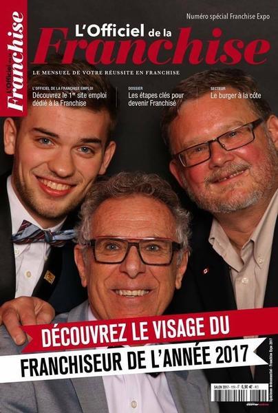 Salon de la franchise paris 2017 for Salon de l immobilier paris 2017